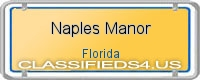 Naples Manor board